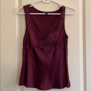 Sexy Silk Camisole